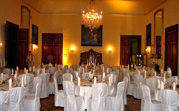 DJ Bodensee auf Hochzeit im Schloss Montfort