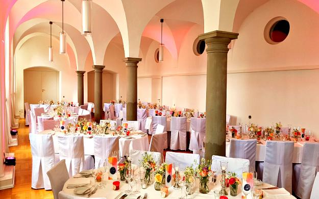 DJ Bodensee auf Hochzeit im Schloss Meersburg