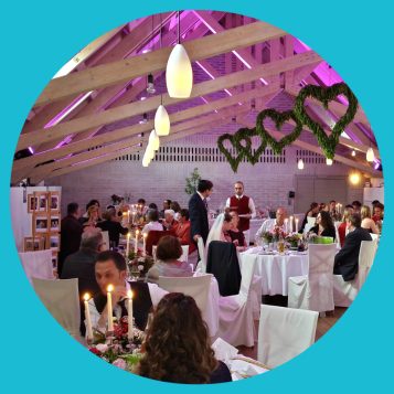 DJ Hochzeit Abendessen Dinner Musik