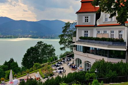 DJ Tegernsee auf Hochzeit im Hotel Das Tegernsee