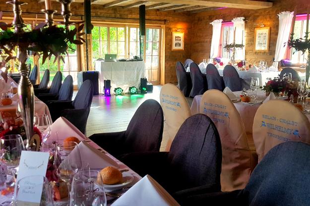 DJ Tegernsee auf Hochzeit im Chalet Wilhelmy